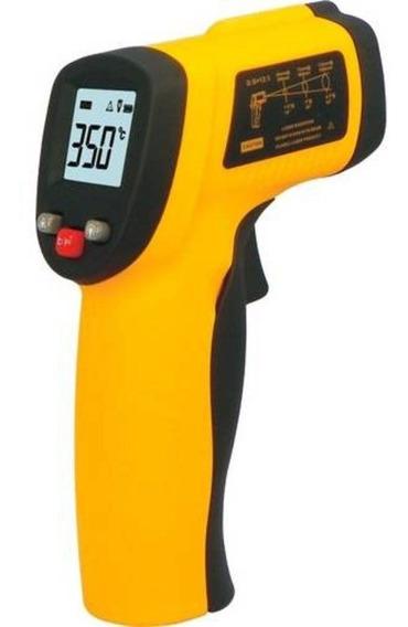 Pistola Para Medir Temperatura Com Laser Ate 380 Graus 2019