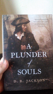 A Plunder Of Souls - Libro