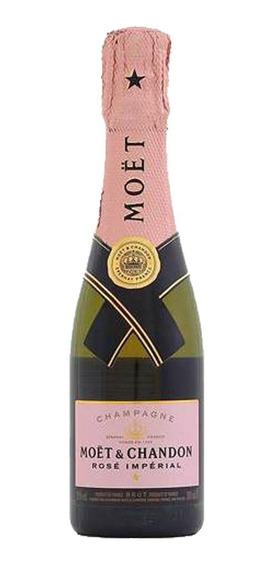 Champagne Moet Chandon Brut Imp Rose 200 Ml