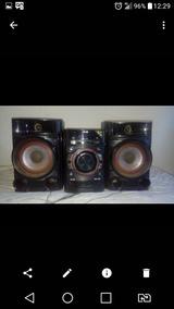 Som Lg 300w Pegar, Cd, Rádio Fm, Mp3 E Entrada Usb 2.
