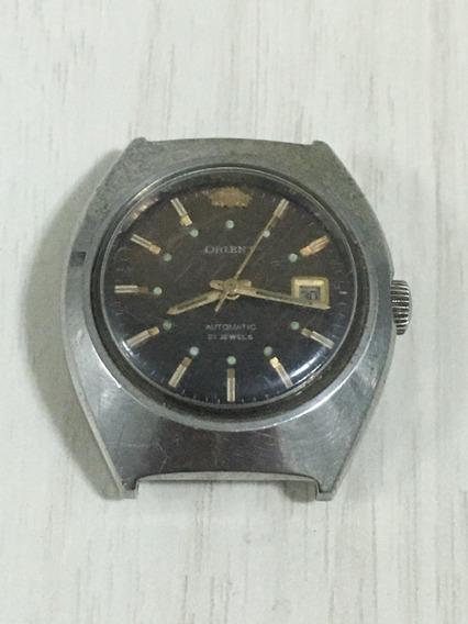 Relógio Orient Feminino Para Conserto Calibre 49741 Co.51