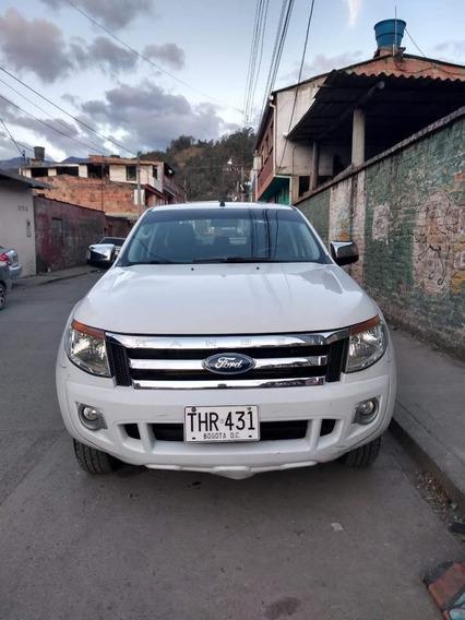 Ford Ranger 2.2 2014 Blanca