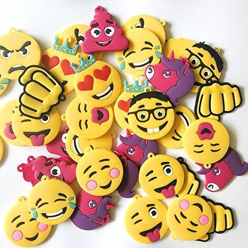 Emoji Novedad Toy Charms Para La Amistad Pulsera Jewelry Mak