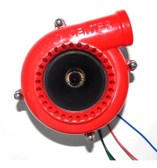 Simulador Turbo Válvula Alivio Sonido Electrónico Universal