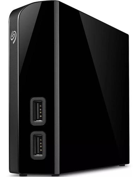 Hd Externo Seagate Backup Plus Hub 4tb Mesa Lacrado Usb 3.0