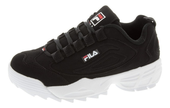 Fila Disruptor 3 Black Men