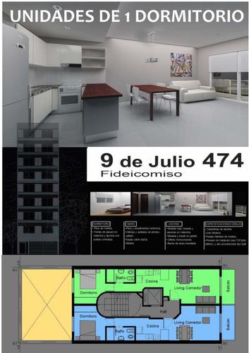 Imagen 1 de 1 de 9 De Julio / 1 ° De Mayo 1 Dormitorio Construcción
