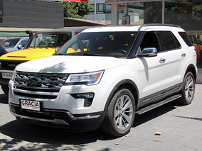 Ford Explorer Limited 2.3 4wd 2018