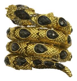 Bracelete Pulseira De Cobra