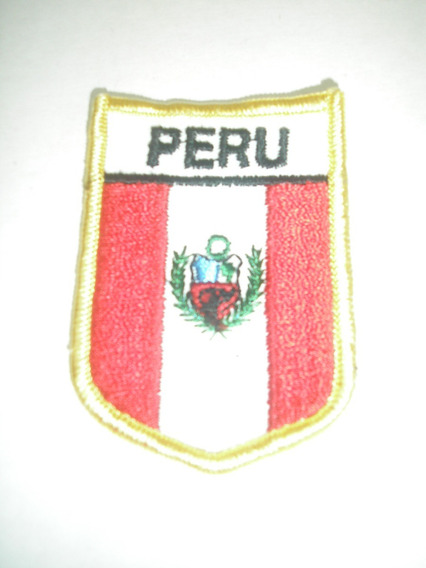 L - 330 Patch País Peru