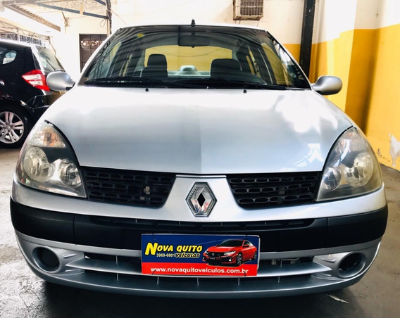 Renault Clio Exp 1.6 2006 Flex Completo