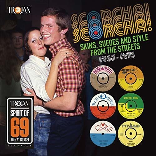 Vinilo : Scorcha! Skins, Suedes And Style From The Streets..