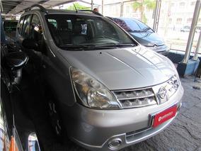 Nissan Grand Livina 1.8 S 16v Flex 4p Manual