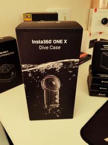 Dive Case Insta360 One X Proteção Mergulho Insta 360 - Nova
