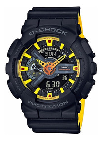 Relógio Casio G-shock Masculino Anadigi Ga-110by-1adr - Nfe