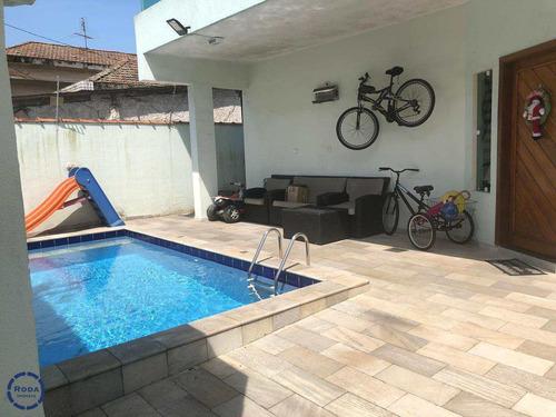 Sobrado Com 3 Dorms, Ponta Da Praia, Santos - R$ 1.25 Mi, Cod: 12391 - V12391