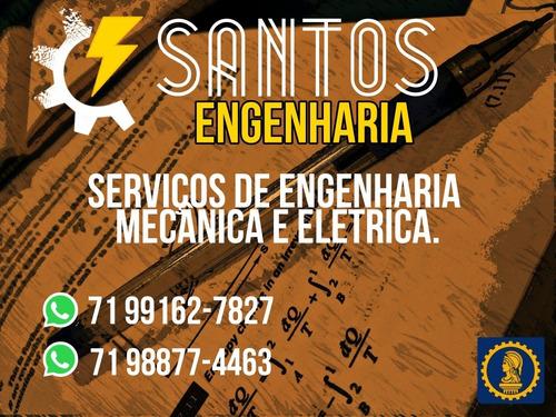 Serviços De Engenharia Elétrica E Mecânica.