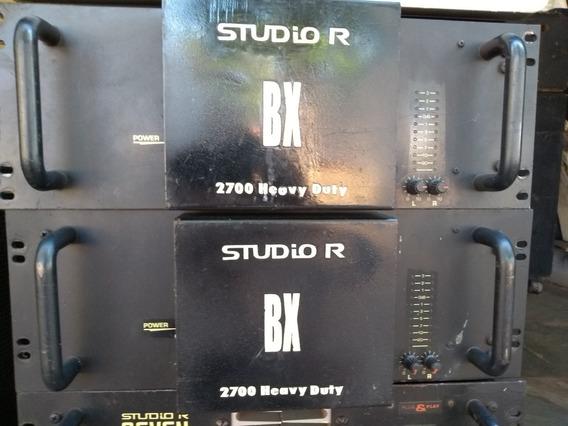 Potências Studio R Bx E Seven