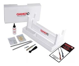 Kit De Mantenimiento Gamo Para Rifles - Baqueta Banco Aceite