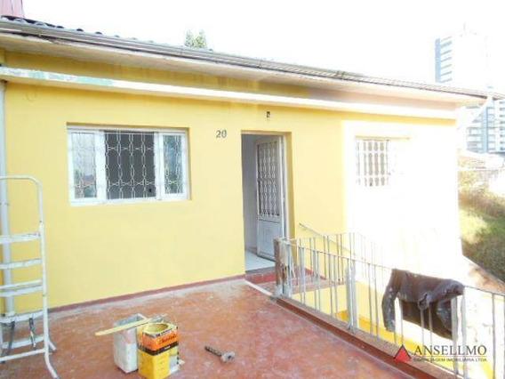 Casa Com 3 Dormitórios Para Alugar, 150 M² Por R$ 1.800,00/mês - Baeta Neves - São Bernardo Do Campo/sp - Ca0026