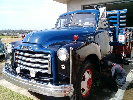 Chevrolet Gmc 3/4 1952