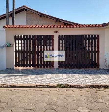 Casa Com 2 Dorms, Vila Seabra, Mongaguá - R$ 220 Mil, Cod: 828918 - V828918