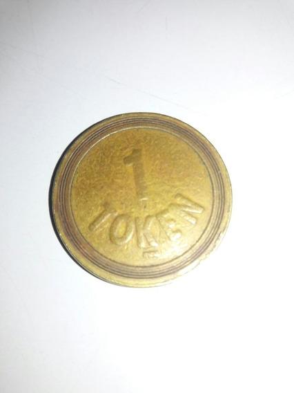 Mac 1 Token Moneda De Bronce.