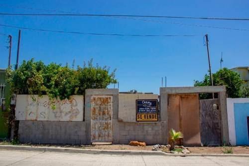 Terreno Con Construcción En Venta, Fracc La Mina, Rosarito Bc