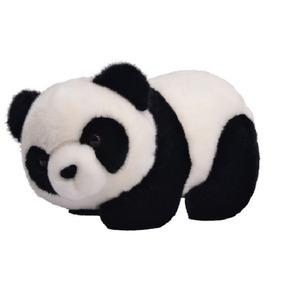 Urso Panda 12cm Pelúcia Antialergico Com Imã Geladeira