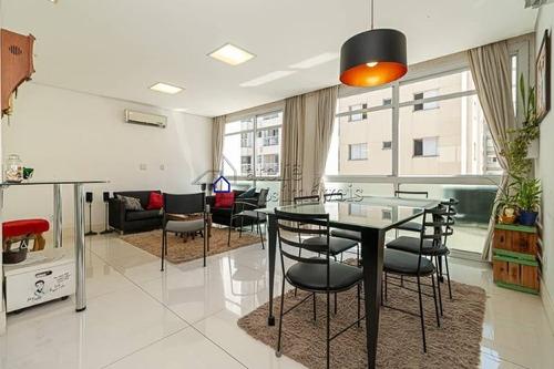 Imagem 1 de 21 de Apartamento Para Venda No Bairro Jardim Paulista, 3 Dormitórios, 1 Suíte, 1 Vaga, 120 M² - Ap2541at