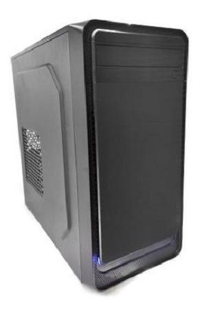 Imagem 1 de 1 de Super Cpu Pc Gamer Intel Barato Core I5 3.2ghz 8gb Hd 500g