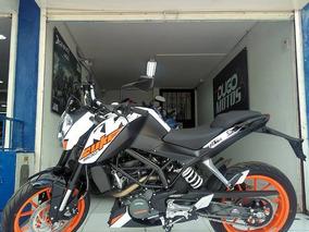 Ktm Duke 200 Nueva! Deja Tu Moto Usada En Parte De Pago!