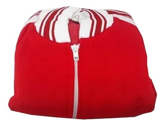 Conjunto Pants Color Rojo Con Franjas Zarco