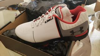 Zapatos De Golf Marca Under Armour 25cm 7y