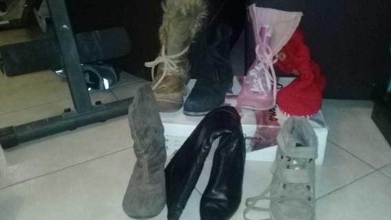 Lote Zapatos Dama