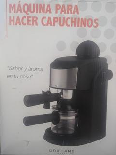 Máquina Para Hacer Capuchinos