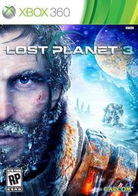 Jogo Lost Planet 3 - Xbox 360 Novo Lacrado