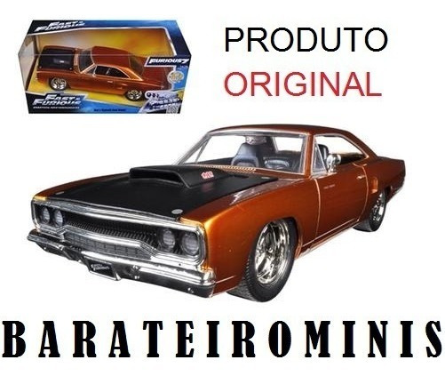 1:24 Plymouth Road Runner Furious 7 Jada Barateirominis