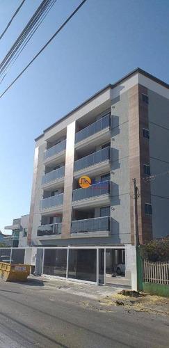 Apartamento Com 2 Dormitórios À Venda, 115 M² Por R$ 480.000,00 - Recreio - Rio Das Ostras/rj - Ap0544