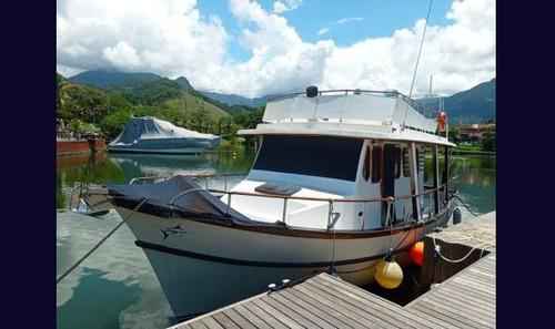 Imagem 1 de 12 de Trawler 36 Pés  Motorboat