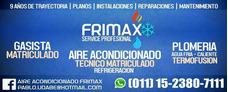 Aire Acondicionado Matriculado Gasista Y Plomeria. Zona Oest