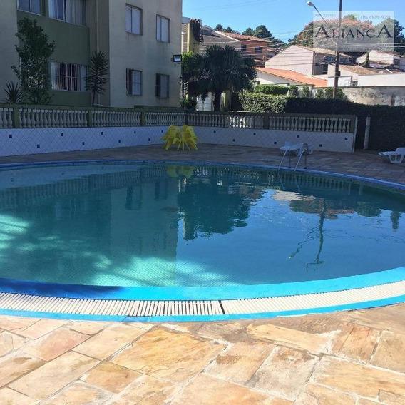 Apartamento À Venda, 75 M² Por R$ 270.000 - Terra Nova - São Bernardo Do Campo/sp - Ap1853
