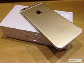 iPhone 6 Nuevos, Gold Y Silver.