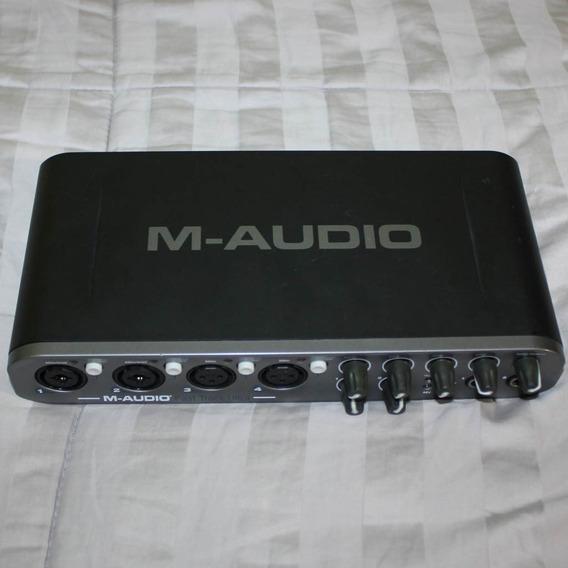 M-audio Fast Track Ultra 8x8