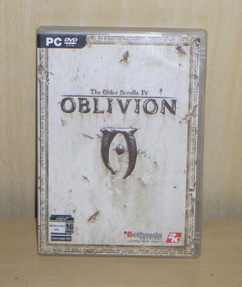The Elder Scrolls Iv - Oblivion - Pc