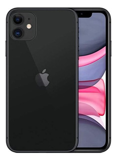 iPhone 11 128gb Negro Original En Caja