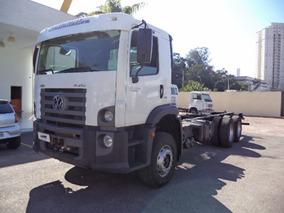 Volkswagen Vw 31390 6x4 - 2012 G4729
