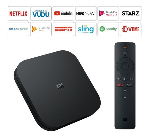 Xiaomi Tv Mi Box S Entrega Inmediata