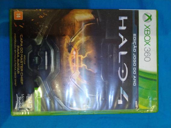Halo 4 - Xbox 360 - Midia Fisica (g)