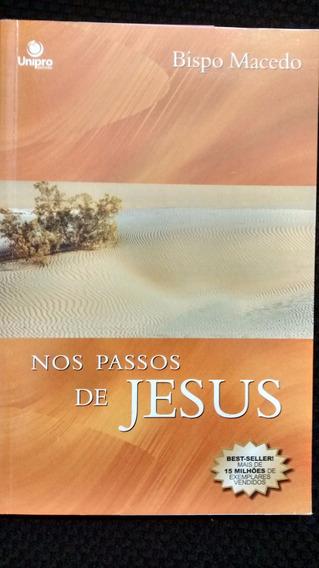 Livro: Nos Passo De Jesus Bispo Macedo